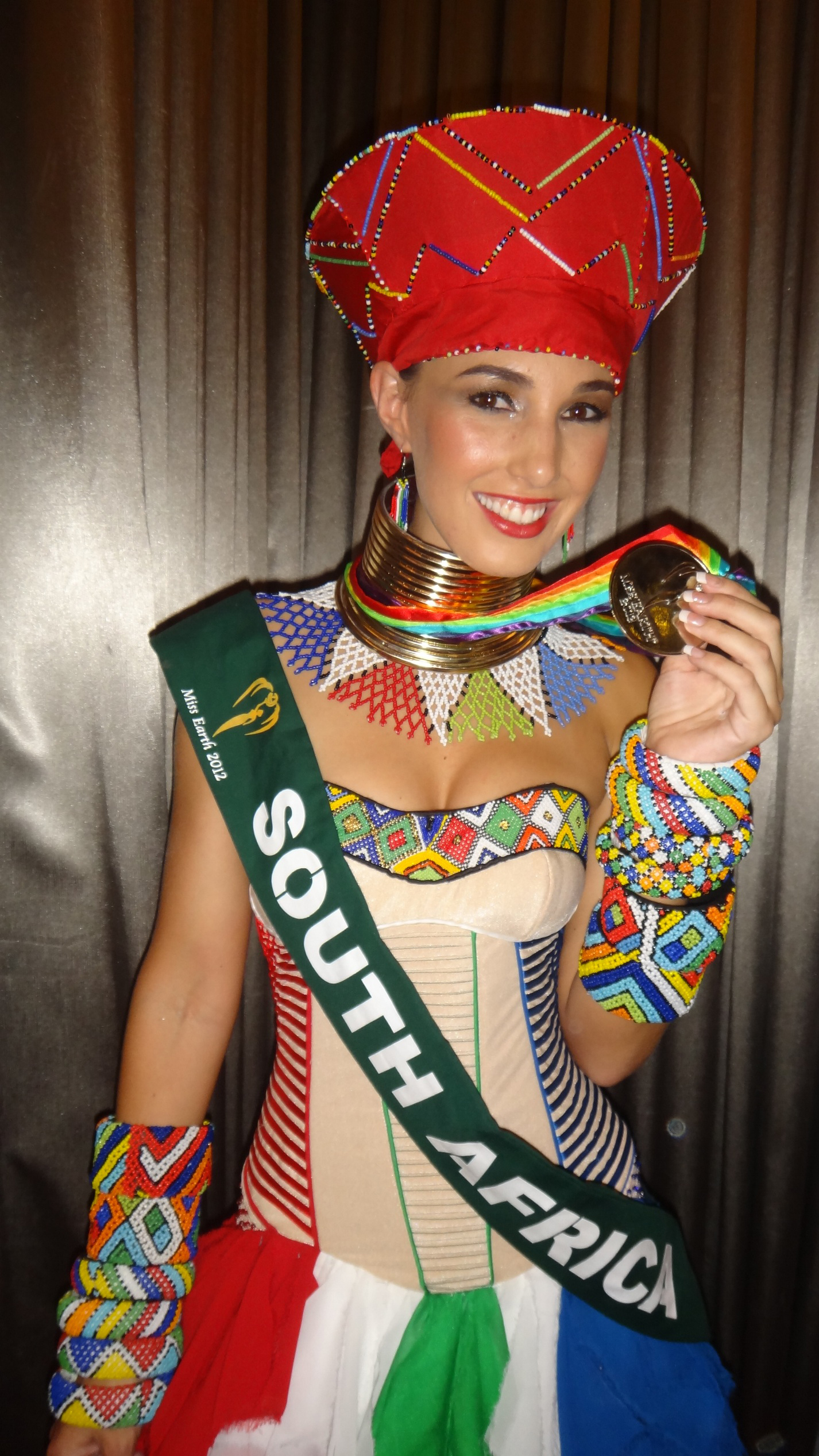 Picture Of National Dress Miss South Africa 120