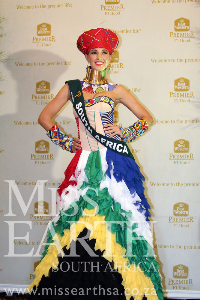 Picture Of National Dress Miss South Africa 87