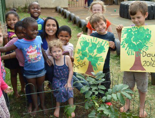 Mireesha Narsai: Tree Planting for Arbour Day