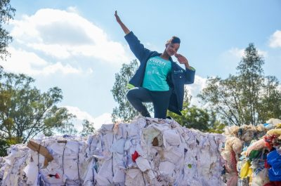 Miss Earth South Africa's Green Leaders to the rescue